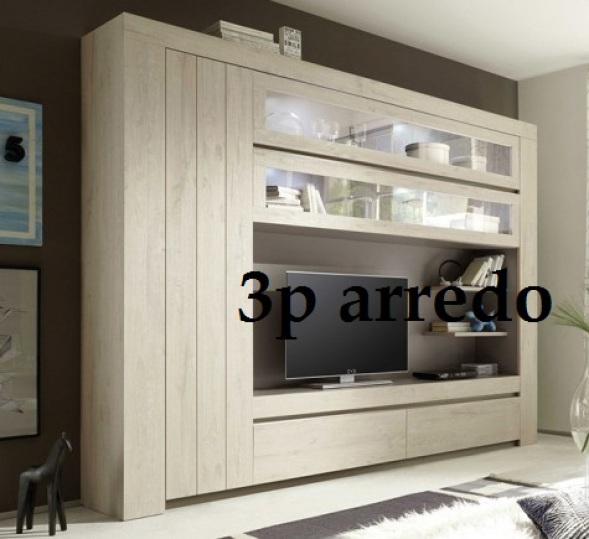 3P Arredo - Pareti attrezzate promozione