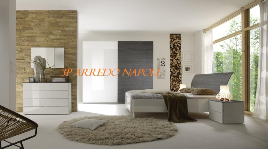 Camera Da Letto Bianco Lucido : Camere da letto