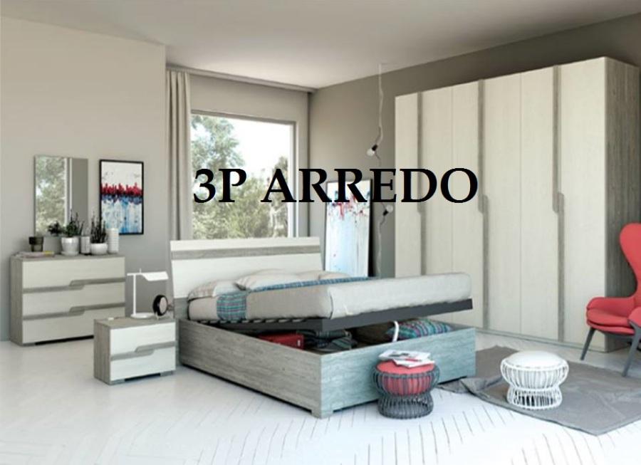 Camera Da Letto Bianco E Grigio : Camere da letto