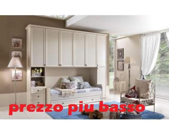 Cameretta A Ponte Lunghezza 240.3p Arredo Arredamento Mobili Negozio Di Mobili Cucine